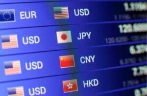 ドル円とユーロドル画像